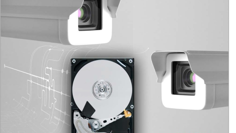 Toshiba – Announces High Capacity Hard Drives For Surveillance Applications