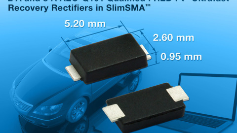 Vishay – New FRED Pt® Ultrafast Recovery Rectifiers