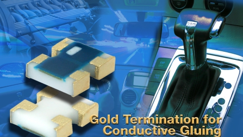 Vishay – New ACAS 0606 ATAU Series of  Precision Thin Film Chip Resistor Arrays for Conductive Gluing