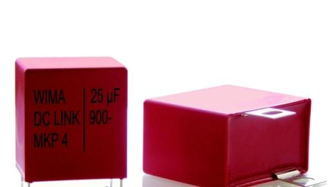 WIMA DC-LINK Intermediate Circuit Capacitors