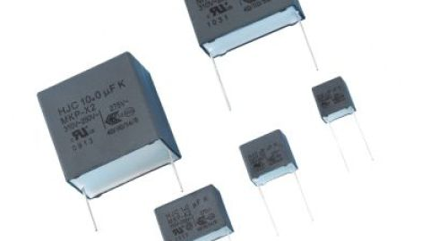 X2 radio interference suppression capacitors from the Asian market leader for X2-capacitors