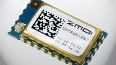 ZMDI – Secure Low-Power Wireless IPv6 Modules