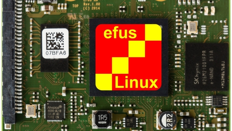 RUTRONIK EMBEDDED presents efus the new COM Form Factor by F & S
