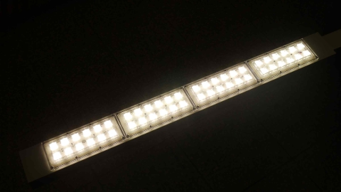 Osram Oslon Square LEDs in New Task Light HighStick