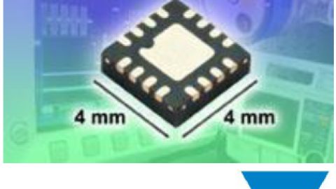 Vishay – 8-Channel Precision Multiplexer With Low 3.2 Ω On-Resistance and 17 μA Power Consumption