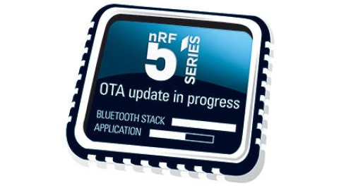 Bluetooth: 4.1 and Over-The-Air Firmware Upgrade – Nordic Semiconductor S110 V7 for nRF51-Series