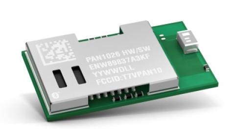 PAN1026 – Bluetooth Classic and Low Energy Dual Mode Module