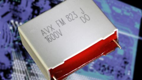 AVX – New FM DC Filtering Film Capacitor