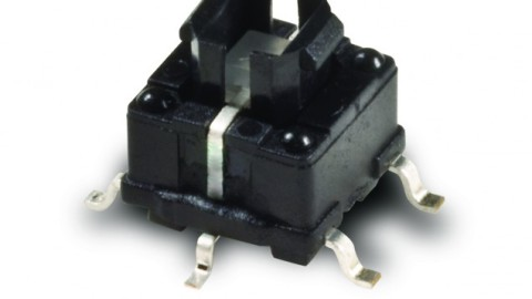 C&K Components Illuminated Tactile Switch (ITS) Series