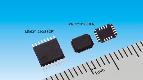Panasonic – MN63Y-Family – NFC Tag ICs