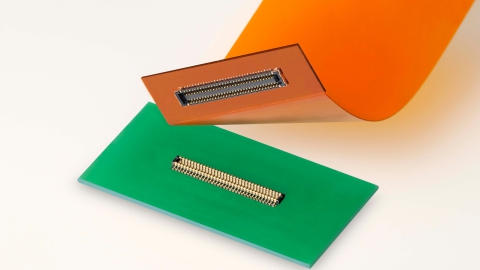 Molex – SlimStackTM SSB6 Board-to-Board Connectors, SMT, 0.35mm Pitch, 0.60mm Height, 2.00mm Width
