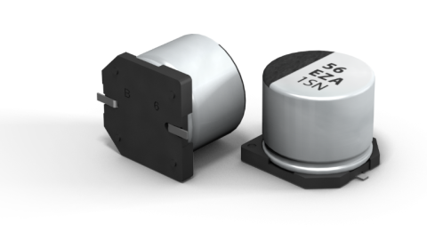 Panasonic V-ZA/V-ZC series – Aluminum Electrolytic meets Conductive Polymer