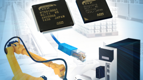 Renesas Electronics – Delivers Productivity Boost in Industrial Applications with the RZ/T1 Real-Time Processor Solution