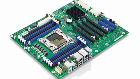 Fujitsu – New High Performance Workstation Board D3348-B