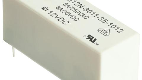 Relpol – Miniature Power Relays RM12N, RM32N, RM45N, RM50N, RM51
