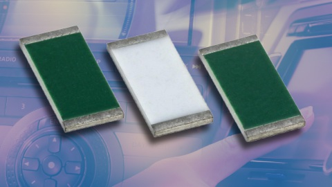 Extended Resistance Range of AEC-Q200-Qualified PAT Automotive Thin Film Chip Resistors – Vishay