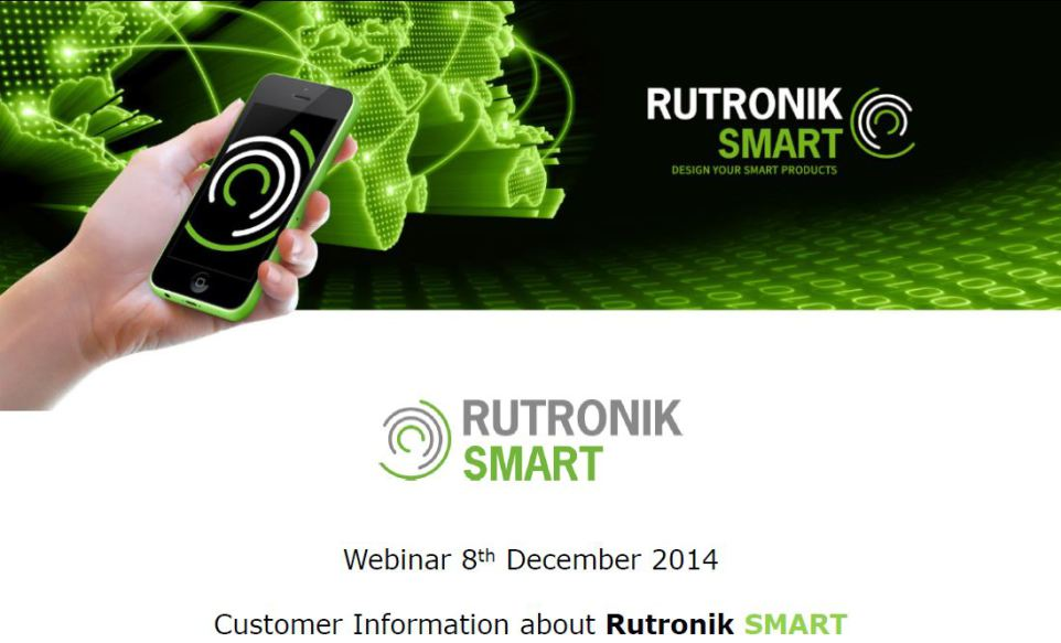 Rutronik SMART