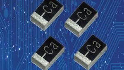 AVX – Releases F98-AS1 Fused Face-Down Tantalum SMD Capacitor
