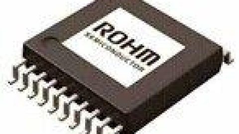 ROHM – Isolation voltage 2500Vrms 1ch Gate Driver Providing Galvanic Isolation BM6104FV