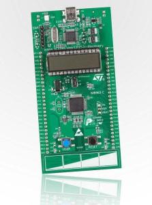 STM32L152CDISCO