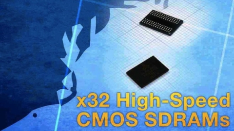 Alliance Memory – AS4C2M32S and AS4C4M32S High-Speed CMOS SDRAMs