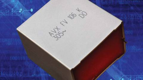 AVX – Introduces New AC Film Capacitor Series For Class X2 Interference Suppression in Power & RF Applications