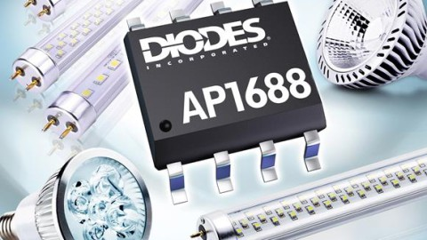 Diodes – Universal Input Voltage, High Power Factor and High Efficiency LED Buck Controller