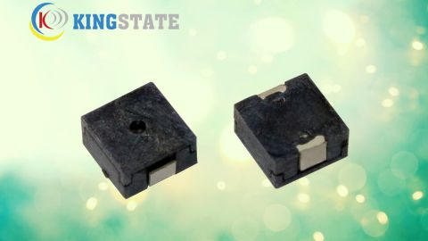 Smallest Buzzer in the World from Kingstate now at Rutronik