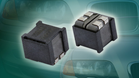 Dual Inductor for Class D Amplifiers