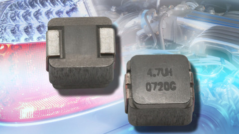 Vishay – New IHLP-2020CZ-51 and IHLP-2020CZ-5A Inductors in 2020 Case Size Offer High-Temperature Operation to +155 °C