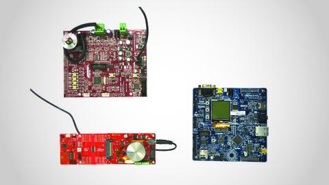 Microcontroller – Motor Control