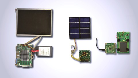 Power Supply – Energy Harvesting for Internet of Things