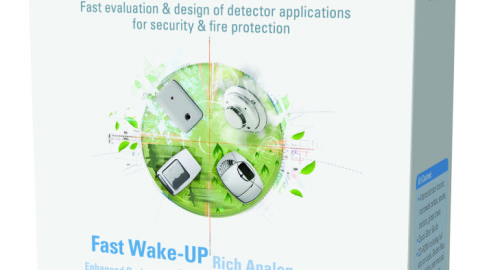 Renesas – RL78, New Solution Kit for Detectors: Fire, CO-Gas or Glass-Break