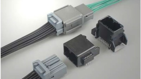 JAE – MX34 Expanded Lineup Non-waterproof Connector