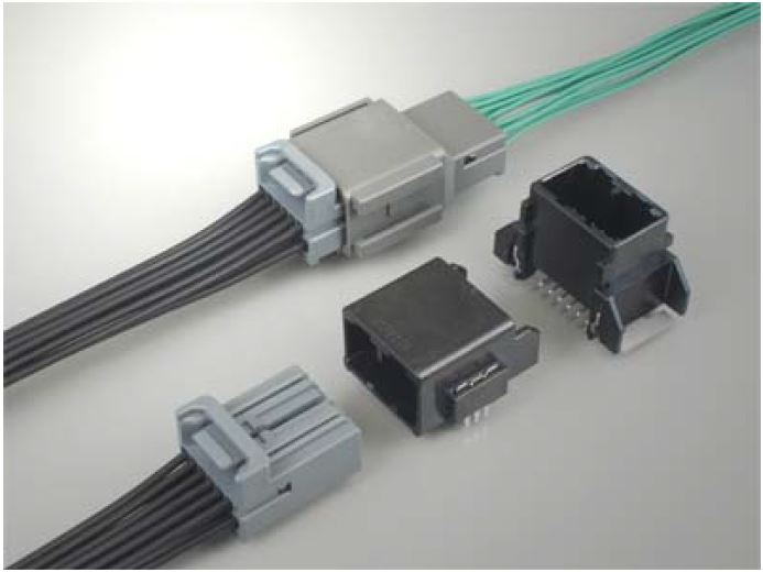 Jae Mx34 Expanded Lineup Non Waterproof Connector