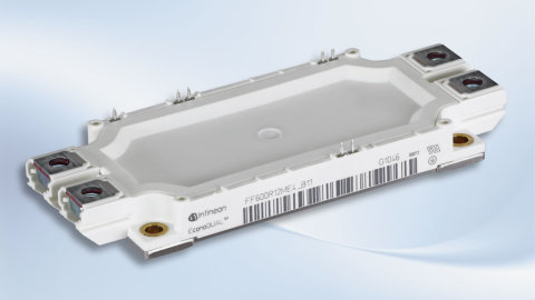Infineon – IGBT Module – EconoDUALTM 3 650V/1200V/1700V 600A – best in class
