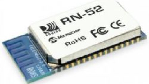 RN52 – Bluetooth Audio Module as Source