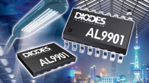 Diodes – AL9901 Universal High Voltage Buck LED Driver