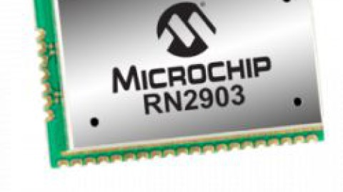RN2903 – LoRa™ Sub-GHz module