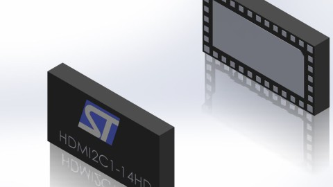 STMicroelectronics – New HDMI 2.0 IPAD series for fastest ultra-HD data rates