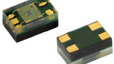 Vishay – VEML6040: RGBW Color Sensor with I²C Interface