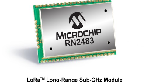 RN2483 – LoRa™ Sub-GHz module