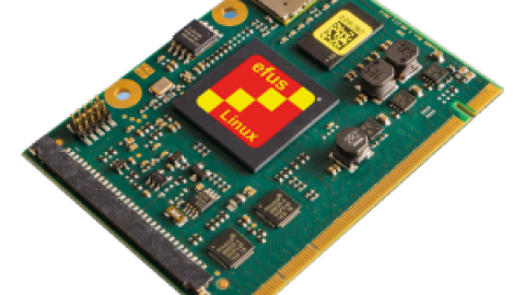 F&S efusA9X – ARM based Module