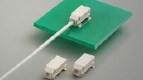 JAE – ES3-JF3 Series – 1 Pin cable insertion type Connector
