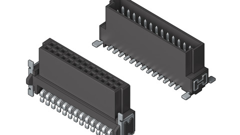 MPE Garry – Series 714/715 SMD Connectors