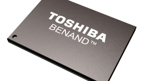 Removing the pain of advanced process node NAND error correction with BENAND™ from Toshiba