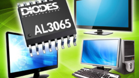 Diodes – AL3065 – Simple Cost Effective Solution for TV and Monitor Backlight