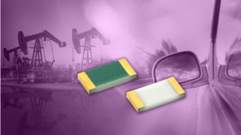 PLTT Precision High-Temperature Thin Film Chip