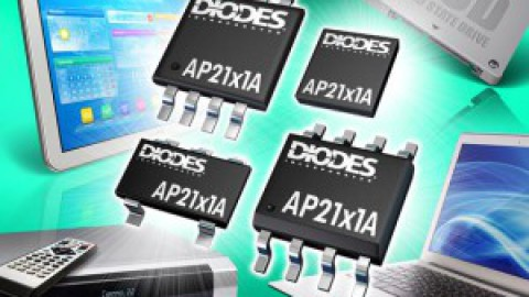 Diodes – 0.5A~1.5A Single Channel Current Limit Power Switch