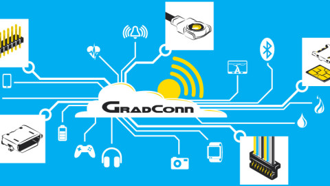 GradConn is continually expanding its range of micro connectors to enable a wealth of SMART applications